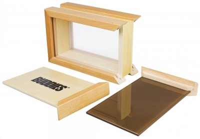 BUDDIES wooden sifter box - 3 sizes!