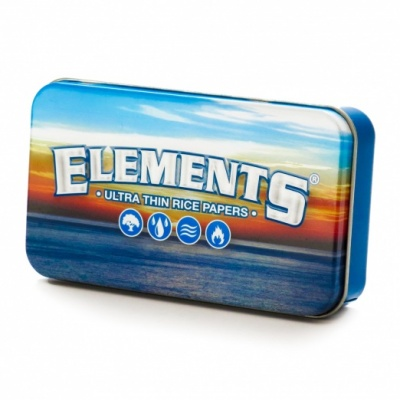 ELEMENTS Tobacco Storge Tin - 2 Colours