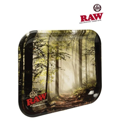 RAW Forest Large Metal Rolling Tray