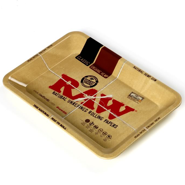 Raw Mini Metal Rolling Tray Joeblogs Online
