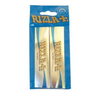 Rizla Micron King Size Slim Rolling Papers Hanger Pack - 2 per pack