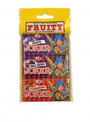 Joker / EZ-Wider Assorted Flavoured 1½ Size Rolling Papers - Bag of 3 packs