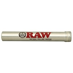 RAW Aluminium Tube