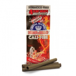 4-pack CALI-FIRE Hemp Wraps - Tobacco Free