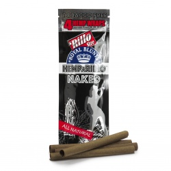 4-pack NAKED Hemp Wraps - Tobacco Free