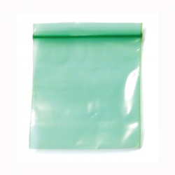 1000 Green Baggies 50mm x 50mm Grip Seal Bags 10 x 100