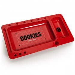 Cookies Harvest Club Rolling Tray V2 Red