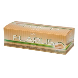 1000 Flarus Eco Empty King Size Cigarette Filter Tubes 5 x 200 Tubes