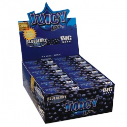 24 Juicy Jays Blueberry Big Size Rolls Full Box