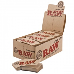 24 RAW Perfecto Cone Tips Full Box