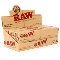6 RAW 300mm x 10m Parchment Paper Full Box