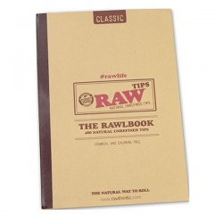 RAW Rawlbook 480 Regular Rolling Tips