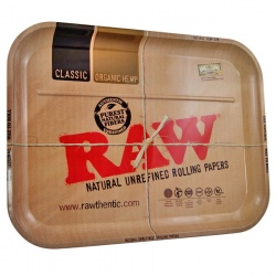 RAW XXL Metal Rolling Tray