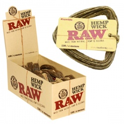 RAW Wick 4m Box of 18