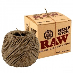 RAW Wick 76m 250ft Ball