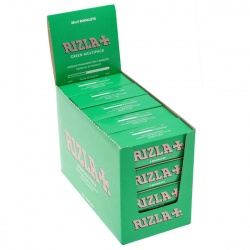 20 Rizla Green Regular Rolling Papers Multipack 5 Packs Full Box