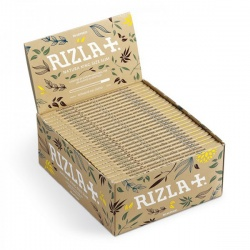 50 Rizla Natura King Size Slim Organic Rolling Papers Full Box