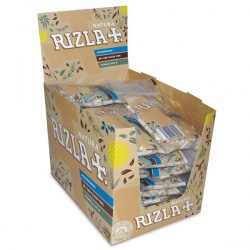 25 Rizla Natura Slim Filter Tips 150 per Pack Full Box